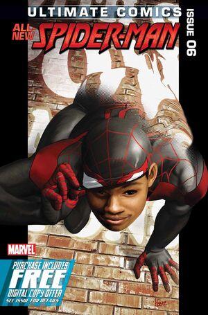 Ultimate Comics Spider-Man Vol 1 6