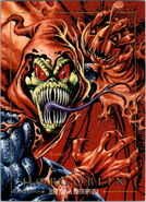 Jason Macendale Jr. (Earth-616) from Marvel Masterpieces Trading Cards 1992 0001