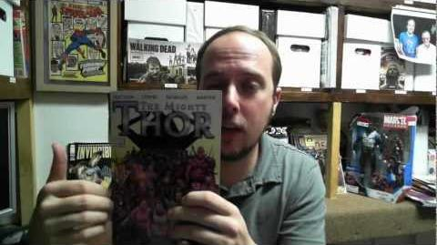 The Mighty Thor Vol 1 5 Review by Peteparker