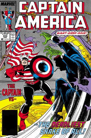 Captain America Vol 1 344