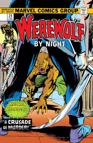 Werewolf by Night Vol 1 26