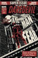 Daredevil Black and White Vol 1 1 Textless
