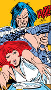 John Greycrow (Earth-616) from Uncanny X-Men Vol 1 221 0003