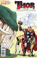Thor and the Warriors Four Vol 1 4