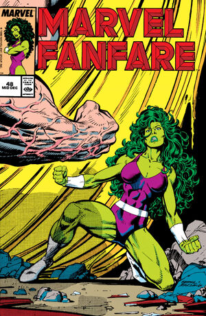 Marvel Fanfare Vol 1 48