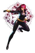 Black Widow Vol 4 1 Women of Marvel Variant Textless