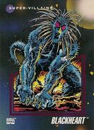 Blackheart (Earth-616) from Marvel Universe Cards Series III 0001