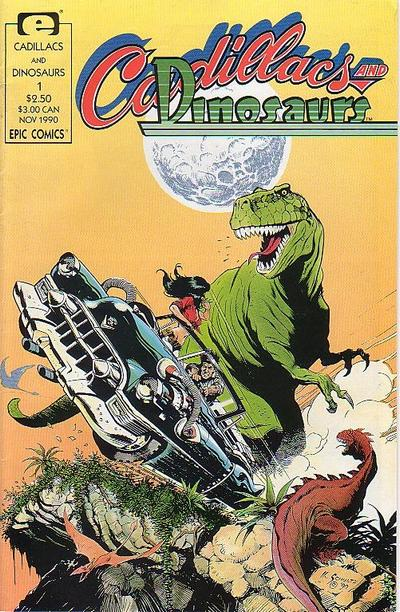 cadillacs and dinosaurs vol 1 marvel database fandom powered by. Cars Review. Best American Auto & Cars Review