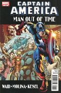 Captain America Man Out of Time Vol 1 1