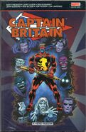 Captain Britain-A Hero Reborn