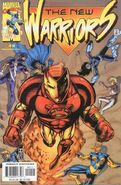 New Warriors Vol 2 9