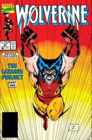 Wolverine Vol 2 27