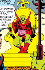 Aggamon (Earth-616) from Strange Tales Vol 1 119 001