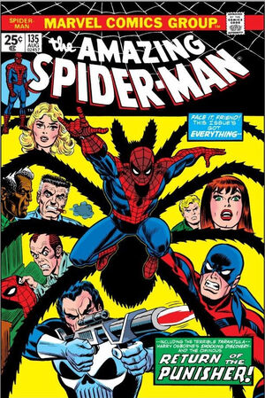 Amazing Spider-Man Vol 1 135