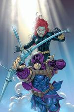 Hawkeye Vol 3 8 Textless