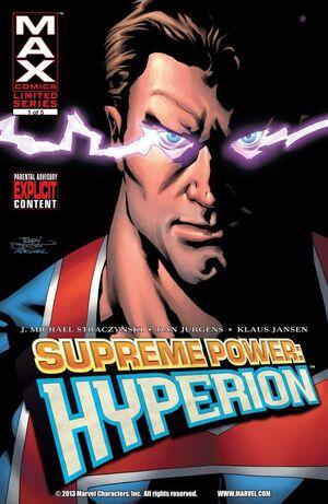 Supreme Power Hyperion Vol 1 1