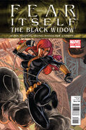 Fear Itself Black Widow Vol 1 1