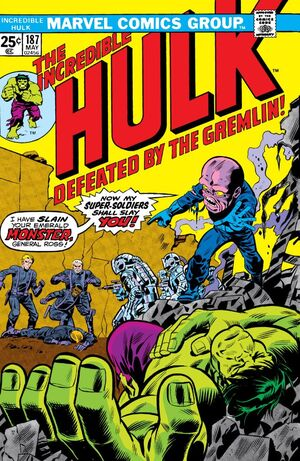 Incredible Hulk Vol 1 187