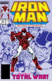 Iron Man Vol 1 225