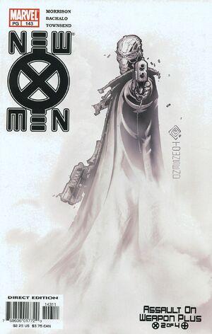 New X-Men Vol 1 143