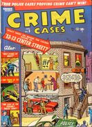 Crime Cases Comics Vol 1 9