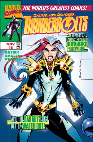 Thunderbolts Vol 1 8