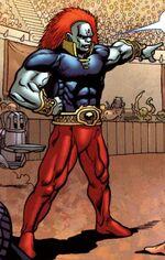 Tryco Slatterus (Earth-20051) Marvel Adventures Hulk Vol 1 12