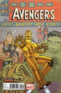 Avengers Vol 5 9 Many Armors of Iron Man Variant
