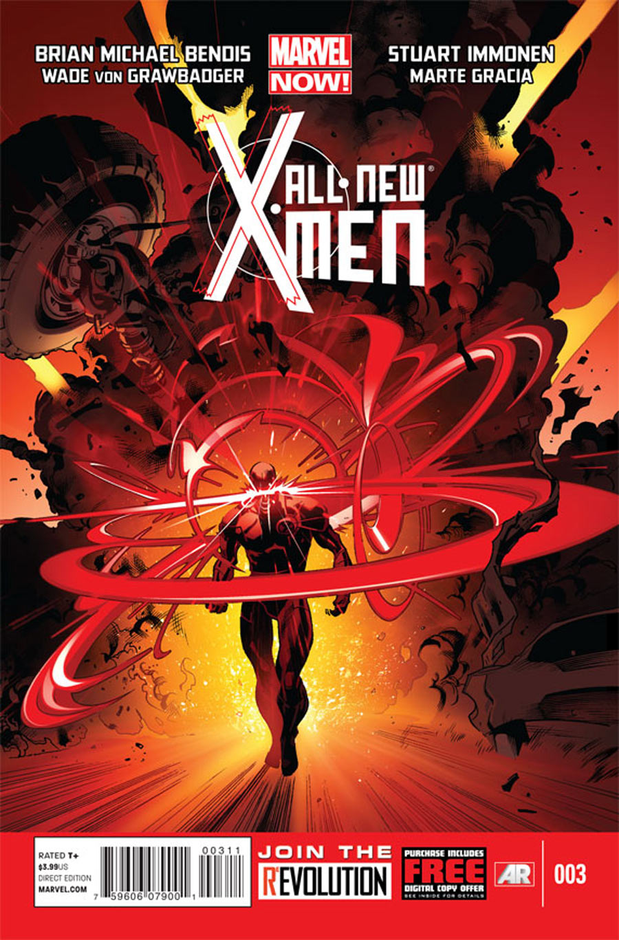 All-New X-Men Volume 2: Here to Stay (Marvel Now)-ExLibrary
