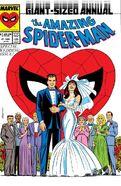 Amazing Spider-Man Annual Vol 1 21 Variant
