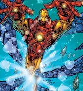 Anthony Stark (Earth-616) from Iron Man Vol 3 36 cover