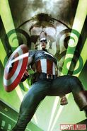 Captain America Hail Hydra Vol 1 1 Textless