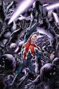 Captain Britain and MI-13 Vol 1 8 Textless