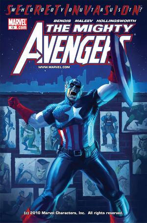 Mighty Avengers Vol 1 13