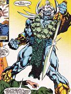 Attuma (Earth-616) sixth armor from Namor the Sub-Mariner Vol 1 45