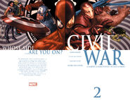 Civil War Vol 1 2 Wraparound
