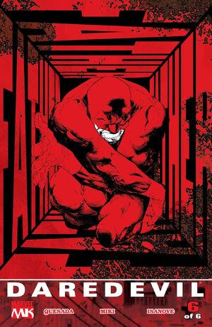 Daredevil Father Vol 1 6