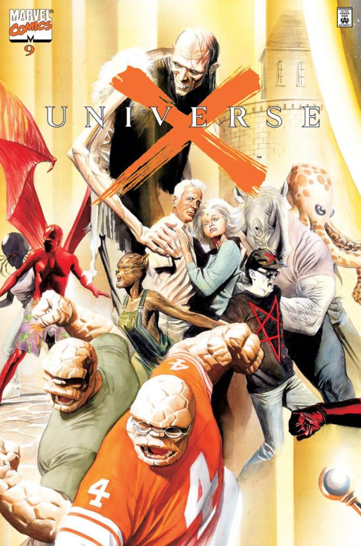 Universe X Vol 1 9