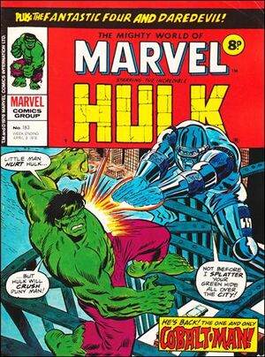 Mighty World of Marvel Vol 1 183