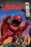 All-New, All-Different Avengers Vol 1 1 Kirby Monster Variant