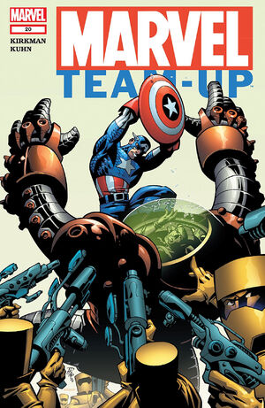 Marvel Team-Up Vol 3 20