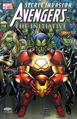 Avengers The Initiative Vol 1 15