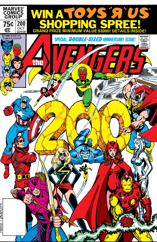 avengers vol 1 200 marvel database fandom powered by wikia