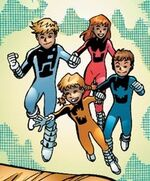 Power Pack (Earth-982) Avengers Next Vol 1 2