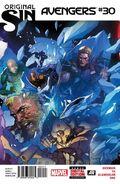 Avengers Vol 5 30 Yu Variant