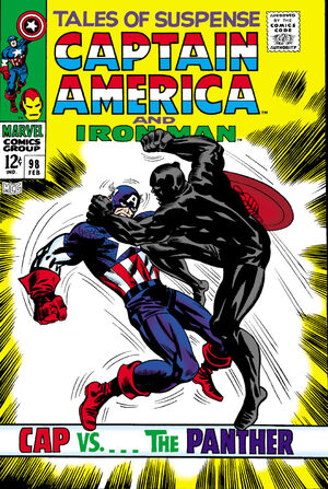 Tales of Suspense Vol 1 98