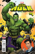 Totally Awesome Hulk Vol 1 1