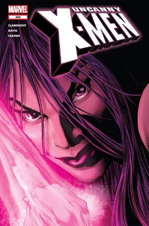 Uncanny X-Men Vol 1 455