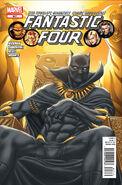 Fantastic Four Vol 1 607