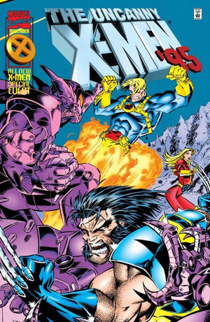 The Uncanny X-Men Annual Vol 1 19